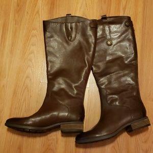 NWOT Sam Edelman Penny2 brown boots sz 10
